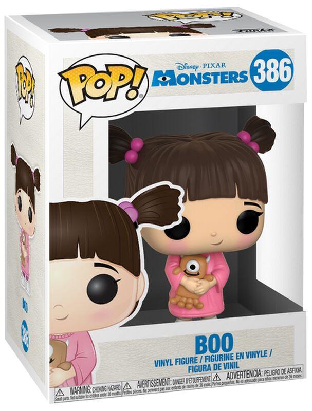 Boo Vinyl Figure 386