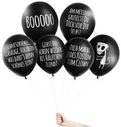 Anti-Ballons - Halloween