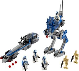 75280 - Clone Troopers der 501. Legion