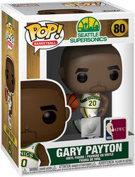 Seattle SuperSonics - Gary Payton Vinyl Figur 80