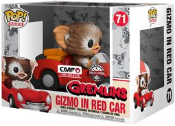 Gizmo in red car POP Rides Vinyl Figure 71