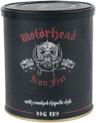 Iron Fist - BBQ Rub