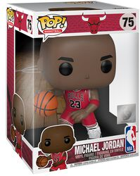 Chicago Bulls - Michael Jordan (Jumbo Pop!) Vinyl Figure 75