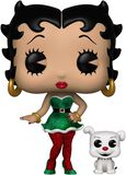 Elf Betty Boop und Pudgy (Funko Shop Europe) Vinyl Figure 505