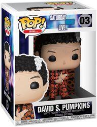 Saturday Night Live David. S. Pumpkins Vinyl Figure 03