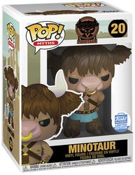 Myths - Minotaur (Funko Shop Europe) Vinyl Figur 20