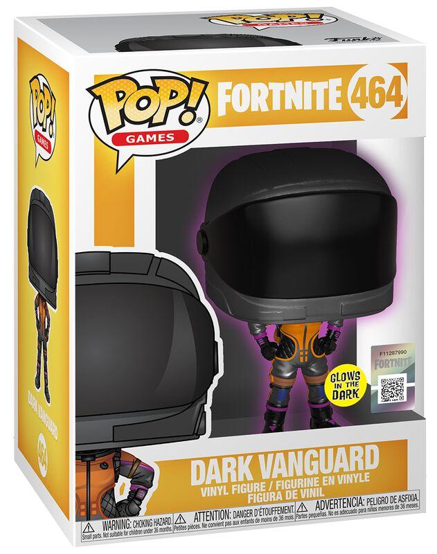Dark Vanguard (GITD)  Vinyl Figur 464