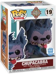 Chupacabra (Funko Shop Europe) Vinyl Figure 19