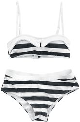 Big Party Stripes Bikini
