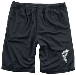 Vintage Logo Mesh-Shorts