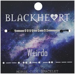 Weirdo Morse Code