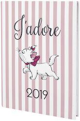 Marie - 2019 A5 Kalenderbuch