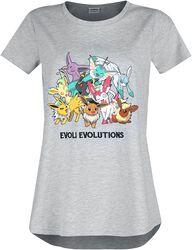 Evoli - Evolutions