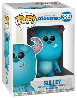 Sulley Vinyl Figure 385