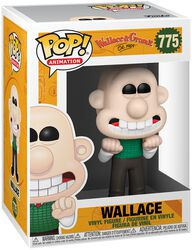 Wallace & Gromit Wallace Vinyl Figur 775