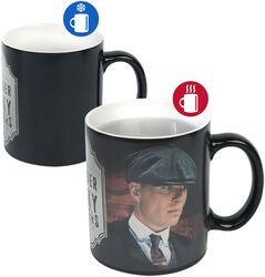 By Order Of - Tasse mit Thermoeffekt