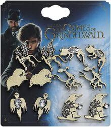Grindelwalds Verbrechen - Character