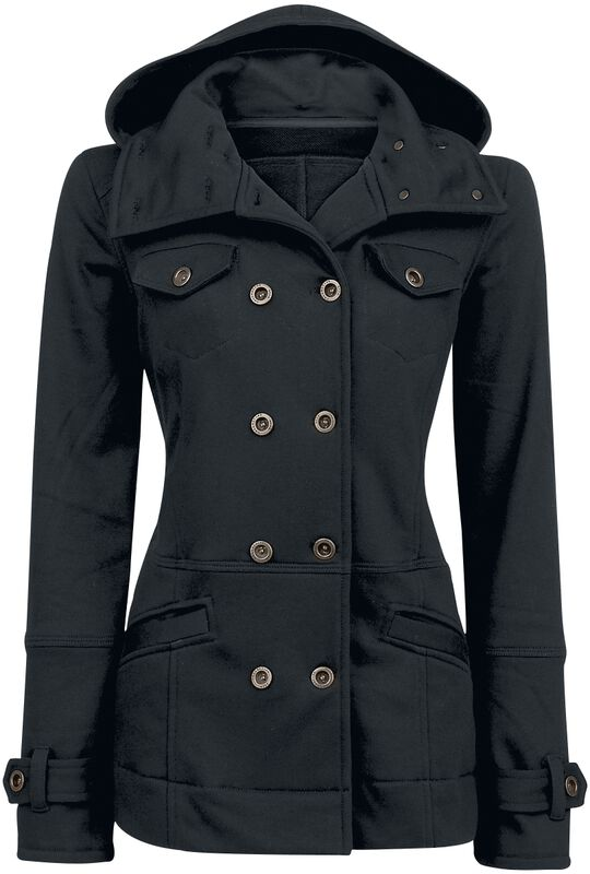 Cushy Coat