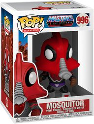 Mosquitor Vinyl Figur 996