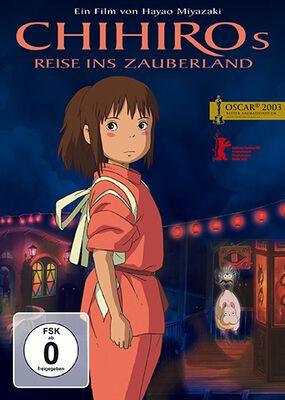 Studio Ghibli - Chihiros Reise ins Zauberland