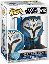 Clone Wars - Bo-Katan Kryze Vinyl Figur 412