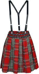 Suspend Me Mini Skirt