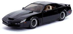 Automodell - 1982 Pontiac Firebird  (KITT mit Leuchtfunktion) (1/24)