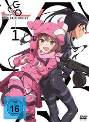 Sword Art Online Alternative: Gun Gale Online DVD 1