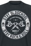 Stay Oldschool Stay Rock & Roll