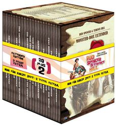 Bud Spencer & Terence Hill - Monster-Box Extended