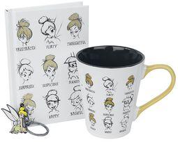 Tinker Bell - Geschenk-Set