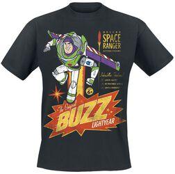 4 - Buzz Lightyear - Deluxe Space Ranger