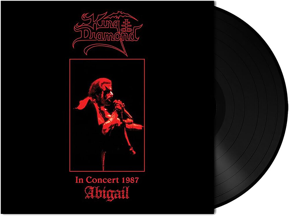 Abigail - In concert 1987