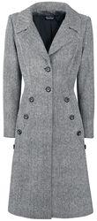 Nicole Grey 40s Style Coat