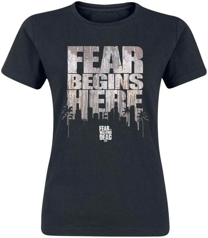 Fear Begins Here