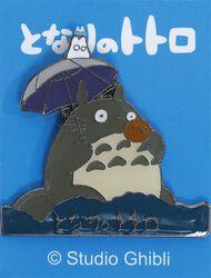 Totoro mit Ocarina