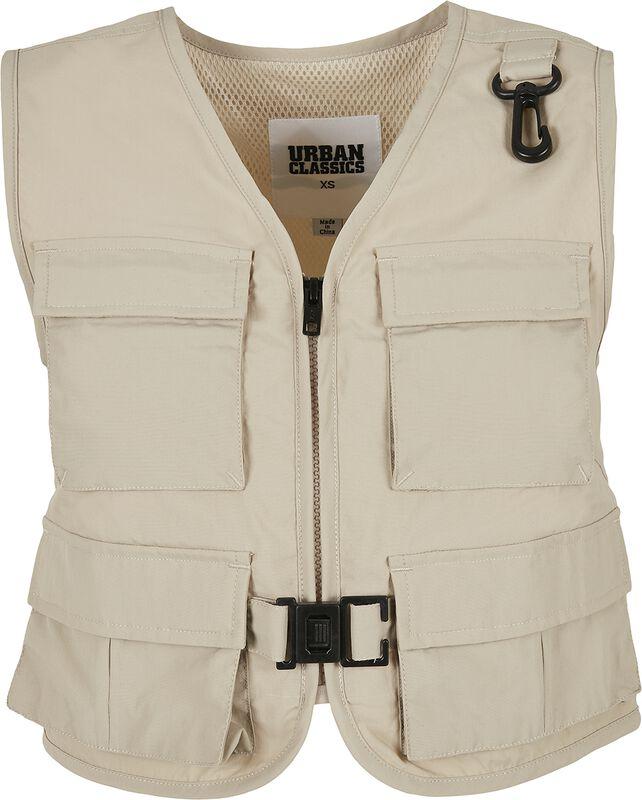 Ladies Short Tactical Vest