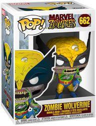 Zombies - Zombie Wolverine Vinyl Figur 662