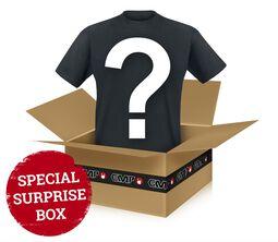 Surprise Metal/Rock Shirt Ein Metal/Rock Shirt/Top unserer Wahl