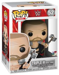 Triple H (Skull King) (Chase Edition möglich) Vinyl Figure 52