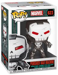 Punisher War Machine Vinyl Figur 623