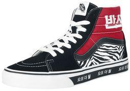 SK8-Hi Koreantypgrphy