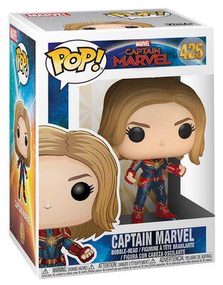 Captain Marvel (Chase Edition möglich)  Vinyl Figure 425