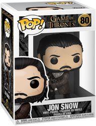 Jon Snow mit Schwert - Vinyl Figure 80