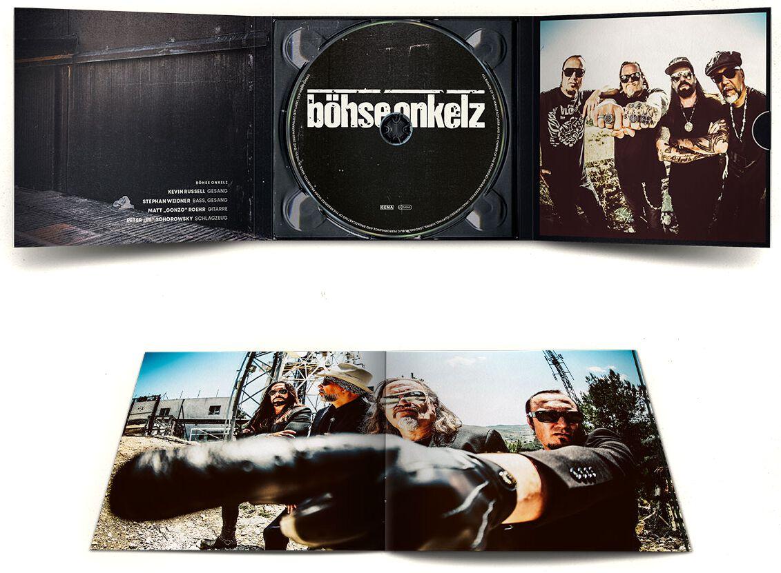 Neues Album Böhse Onkelz