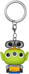Alien als Wall-E - POP! Keychain