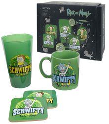 Get Schwifty - Geschenkbox