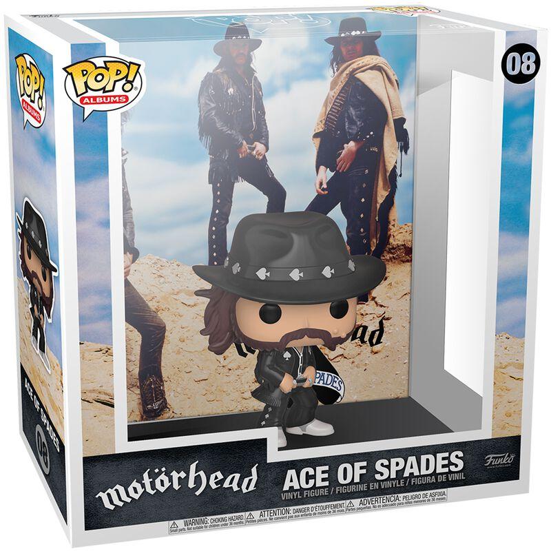 Ace Of Spades (Pop! Albums) Vinyl Figur 08