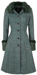 Erin Herringbone Coat