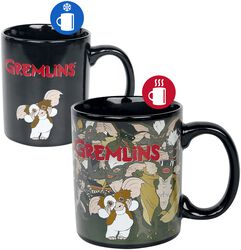 Gremlins - Tasse mit Thermoeffekt